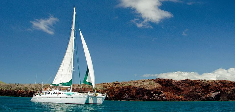 One World Trips - Galapagos Special Deals - S/C Catamaran Nemo II