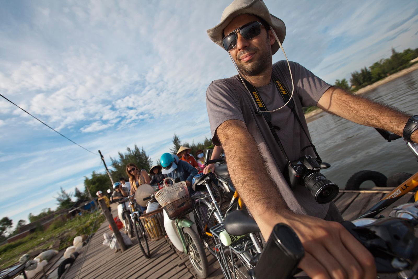 One World Trips - Active Tours - Cycling