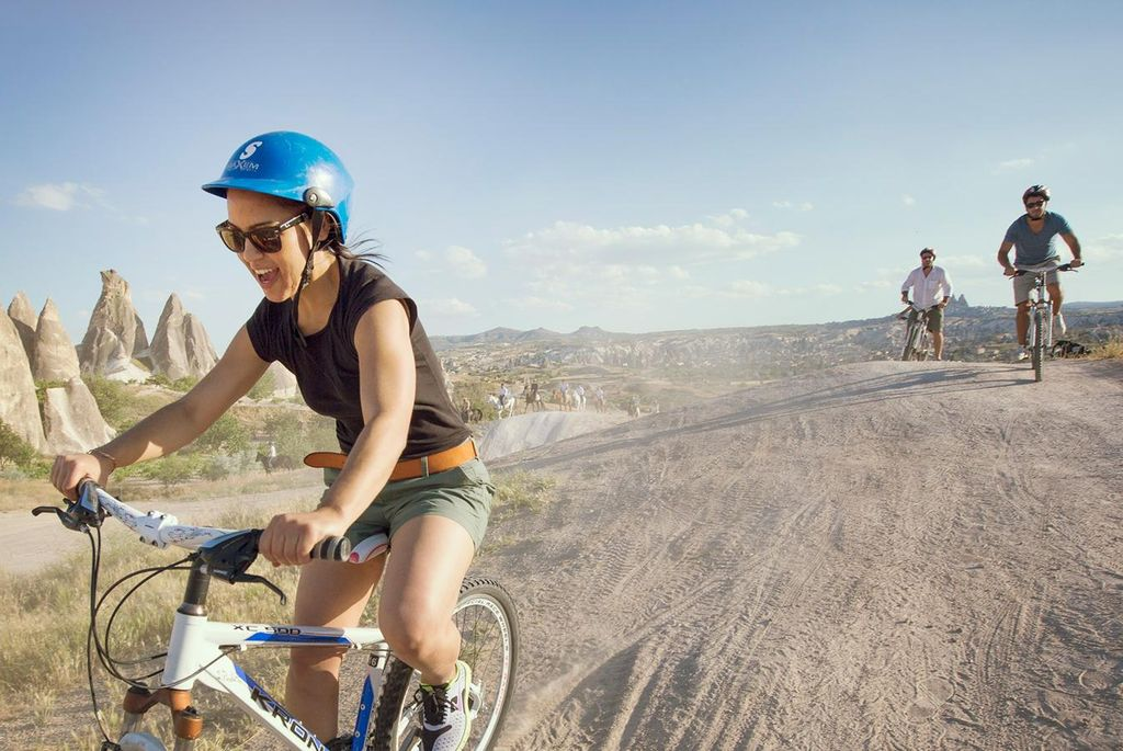 One World Trips - Active - Cycling tours