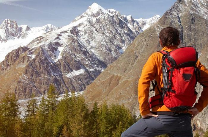 One World Trips - Active Tours - Hiking and Trekking - Mont Blanc trekking