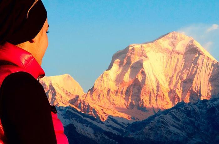 One World Trips - Active Tours - Hiking and Trekking - Nepal trekking