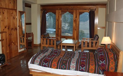 One World Trips - Dewachen Hotel | Gantey Valley, Bhutan