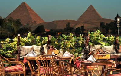 One World Trips - Mercure Cairo le Sphinx | Cairo, Egypt
