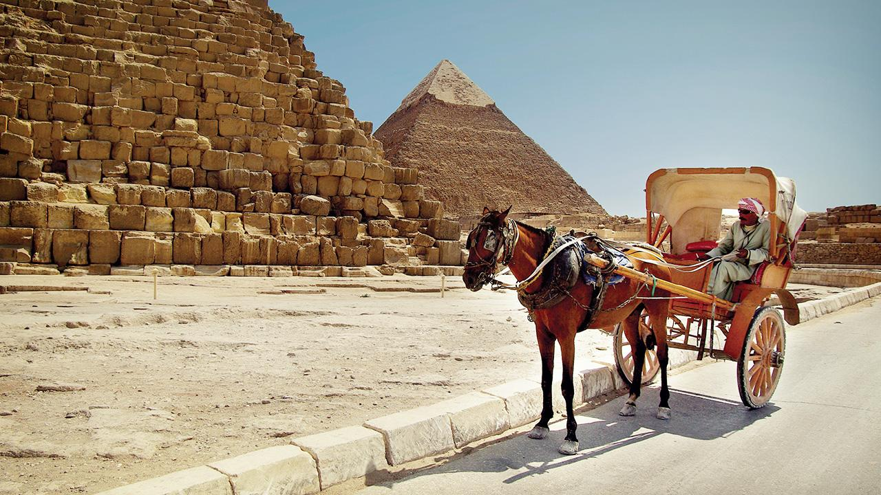One World Trips - Destinations - North Africa & the Middle East - Egypt