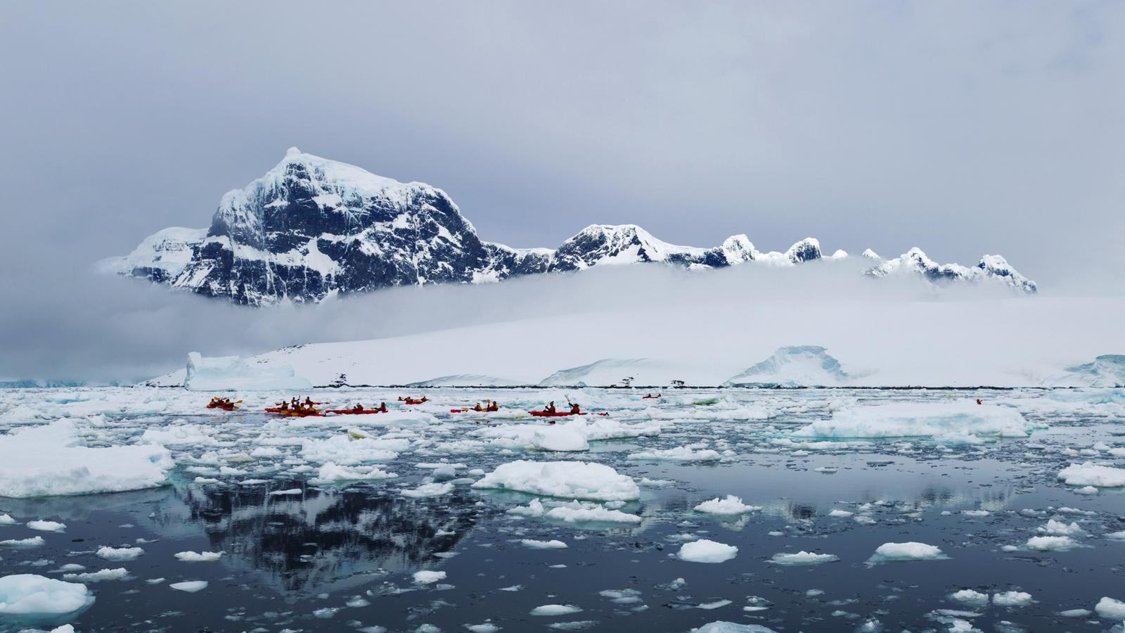 One World Trips - Destinations - Polar Regions