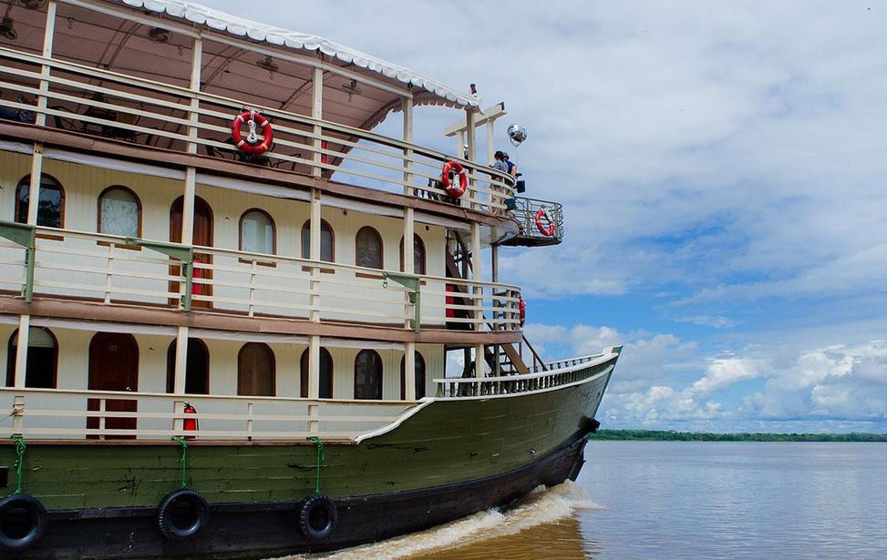 One World Trips - Marine Tours - Amazon Cruises