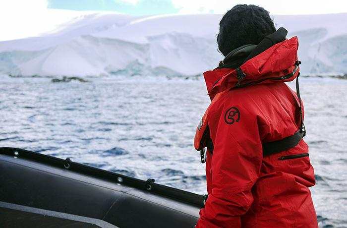 One World Trips - Marine Expedition - Your Expedition parka
