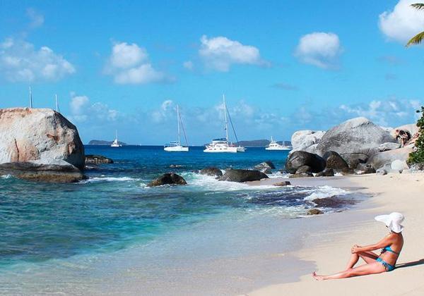 One World Trips - Marine Tours - Sailing - British Virgin Islands