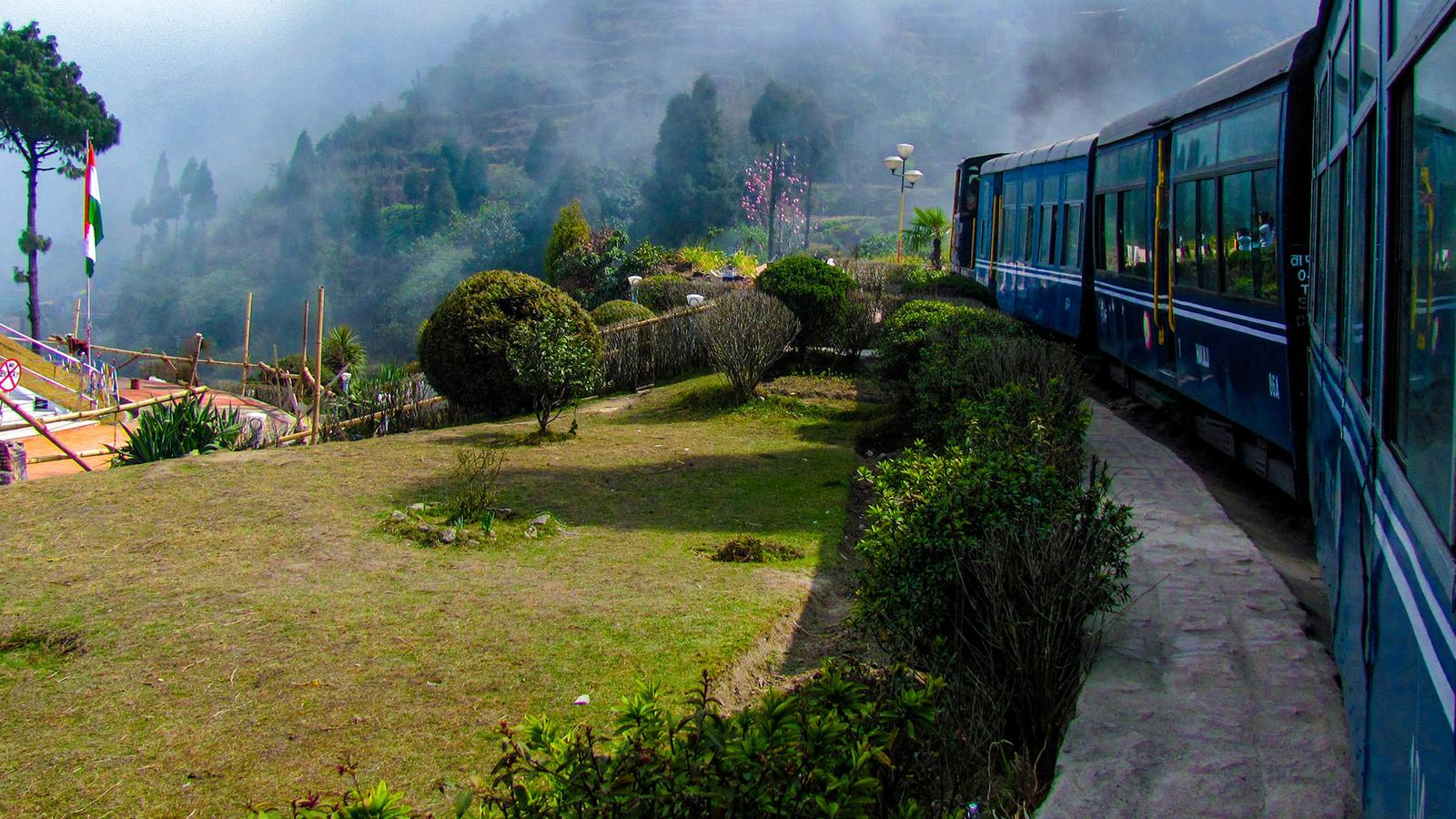 One World Trips - India by Rail