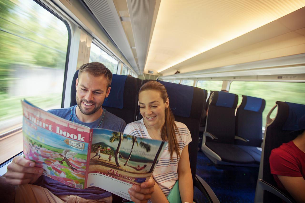One World Trips - Rail - North Asia