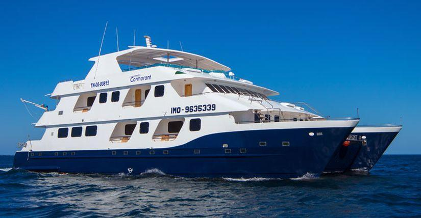 One World Trips - Galapagos - 8 days cruising Central, East & South islands aboard Cormorant