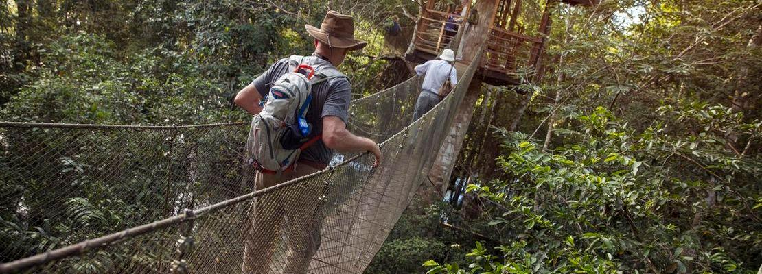 One World Trips - Amazon to the Andes