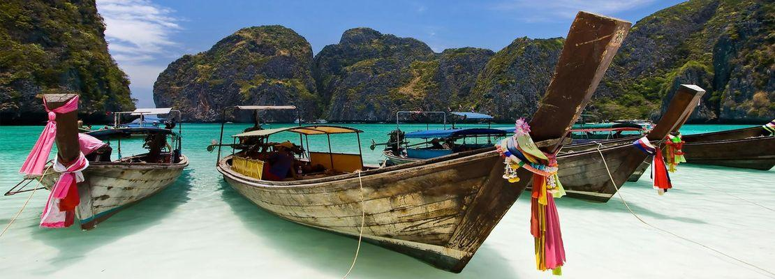 One World Trips - Thailand Island Hopping - West Coast