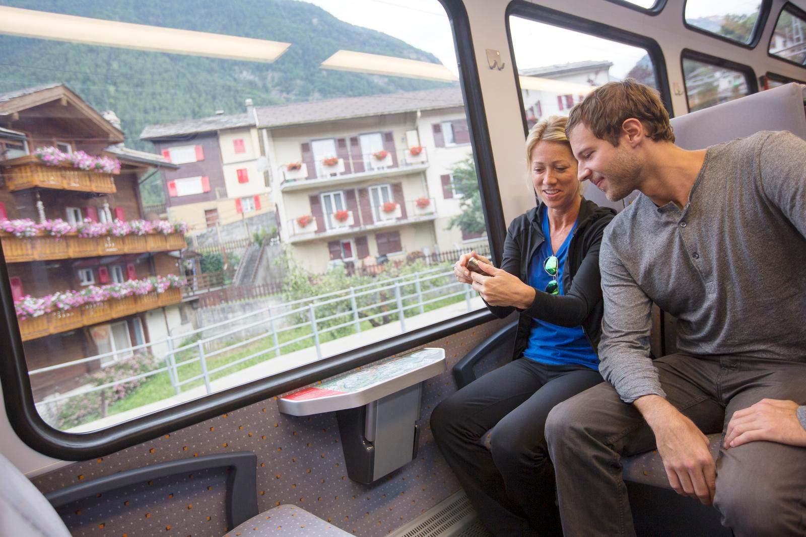 One World Trips - Europe by Rail with the Glacier Express