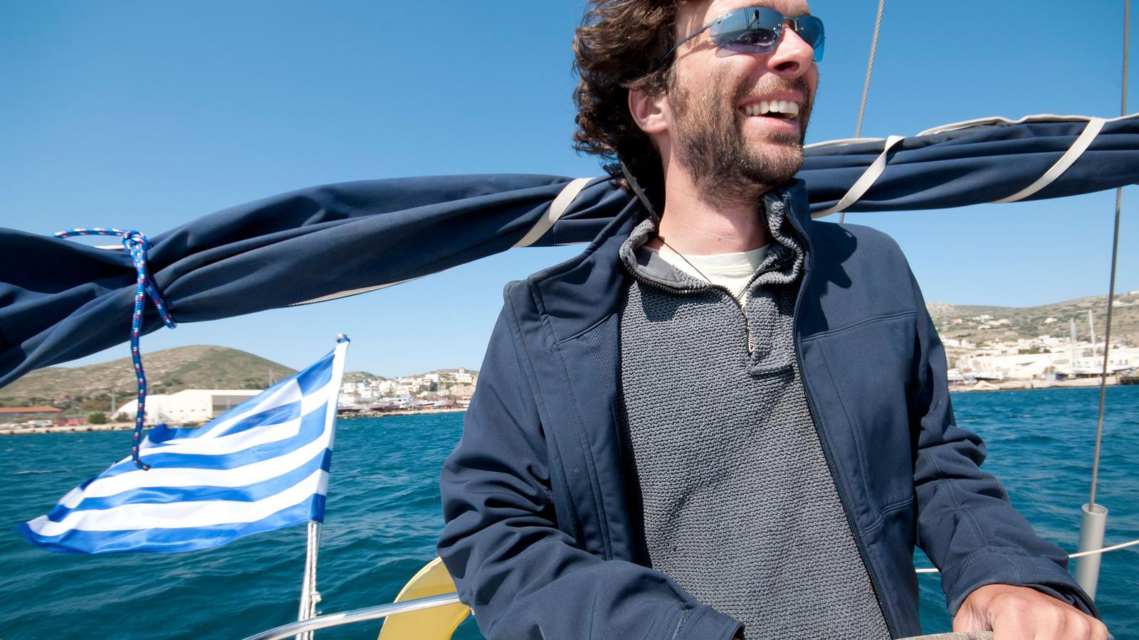 One World Trips - Sailing Greece - Athens to Mykonos