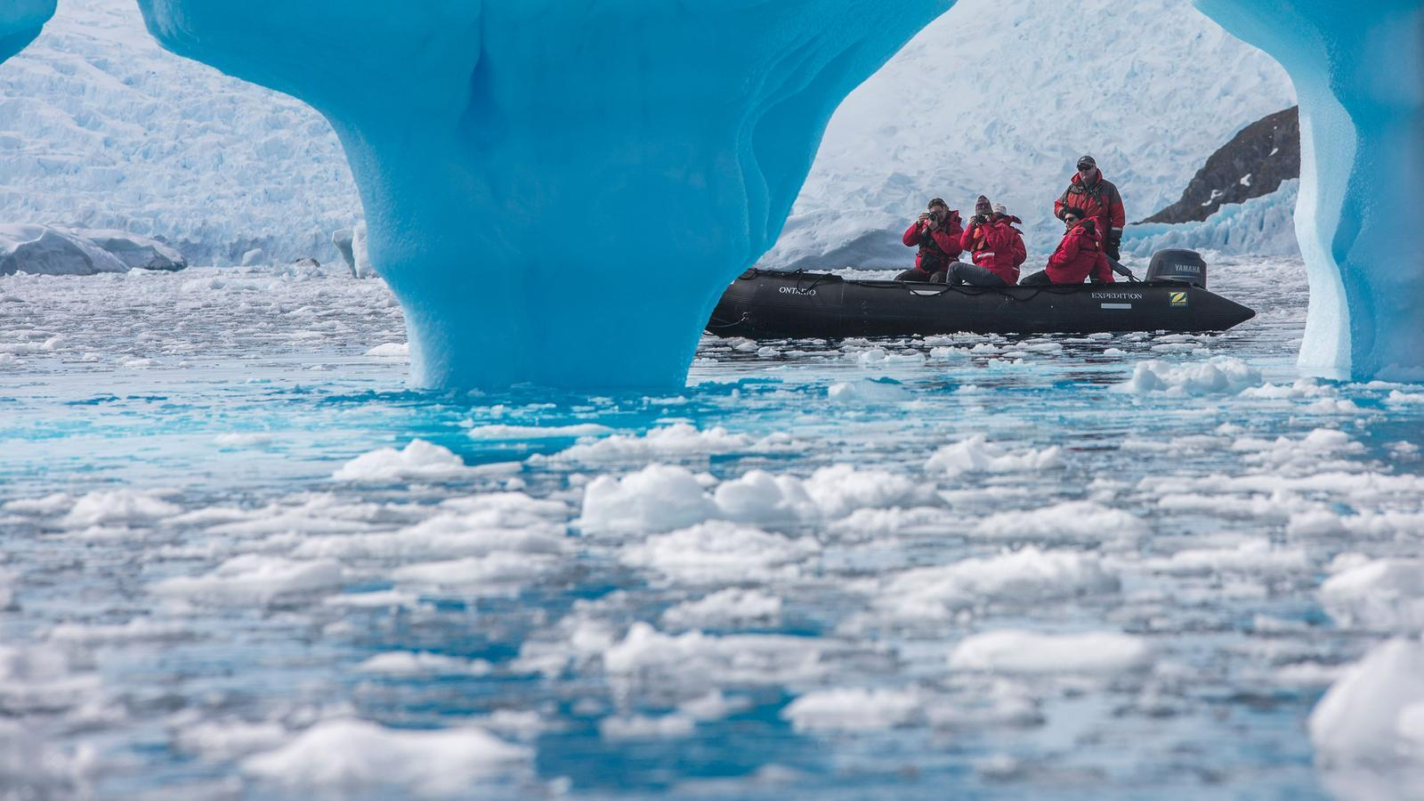 One World Trips - Spirit of Shackleton